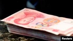 中国百元纸币