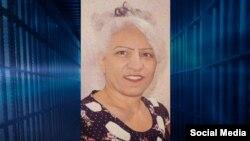 شهناز ثابت، شهروند بهایی بازداشت شده