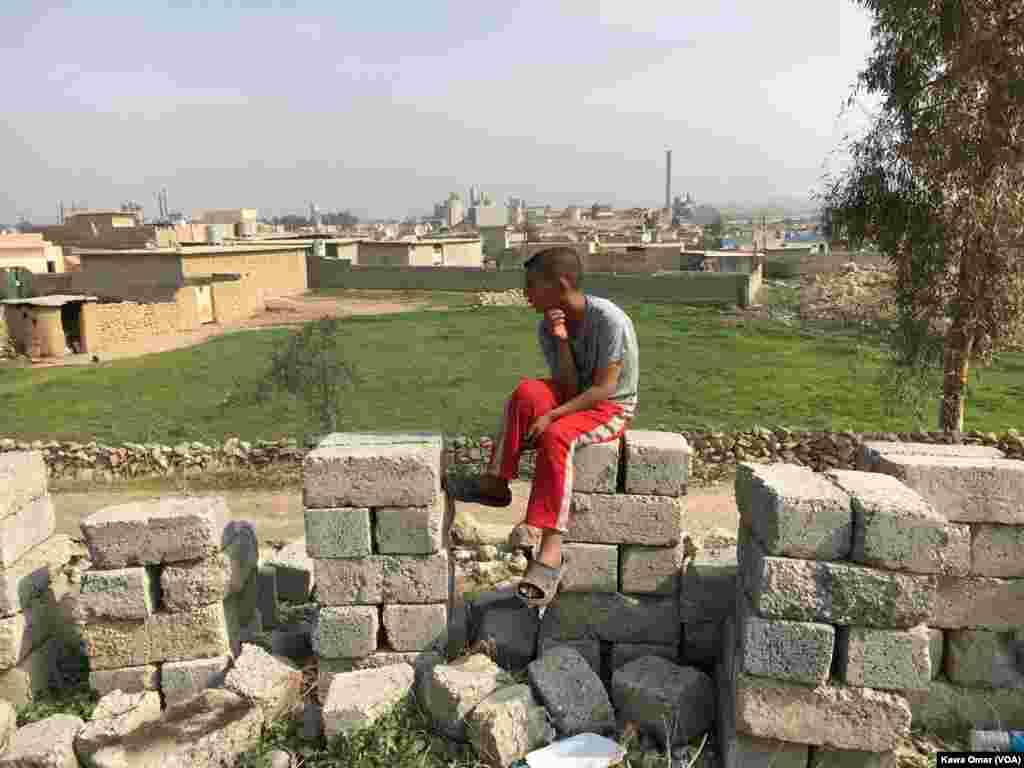 Yanayin Rayuwa A Mosul, Kasar Iraqi, Fabarairu 22, 2017