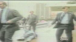Охоронець Рейгана згадує деталі замаху на президента
