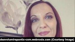Mirjana Pantić, profesorka medija, komunikacija i vizuelnih umetnosti na Univerzitetu Pejs u Njujorku.