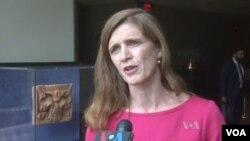 Američka ambasadorka pri UN, Samanta Pauer