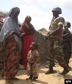 Somalida odamlar ochlikdan o'lmoqda