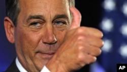Speaker of the US House of Representatives John Boehner (file photo)