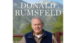 انتشار کتاب خاطرات دانالد رامسفلد، وزیر دفاع سابق آمریکا