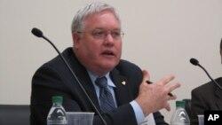 미 국가정보국(DNI) 한국담당관 레이먼드 컬스턴(Raymond Colston)