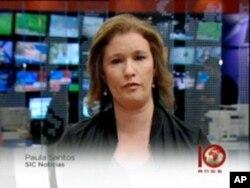 Paula Santos, editora de Política da SIC