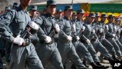 پولیس ملی افغانستان