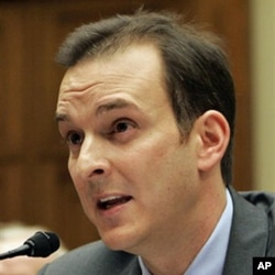 "FILE - ""By all public statements [the Russians] can't even admit that they admitted there was institutional doping happening in their country,"" said Travis Tygart, head of the U.S. Anti-Doping Agency."