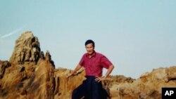 Vietnamese blogger Dieu Cay