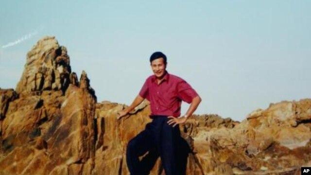Nhà báo tự do Nguyễn Văn Hải tức blogger Ðiếu Cày