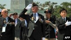60 vjet pas Luftës së Koresë