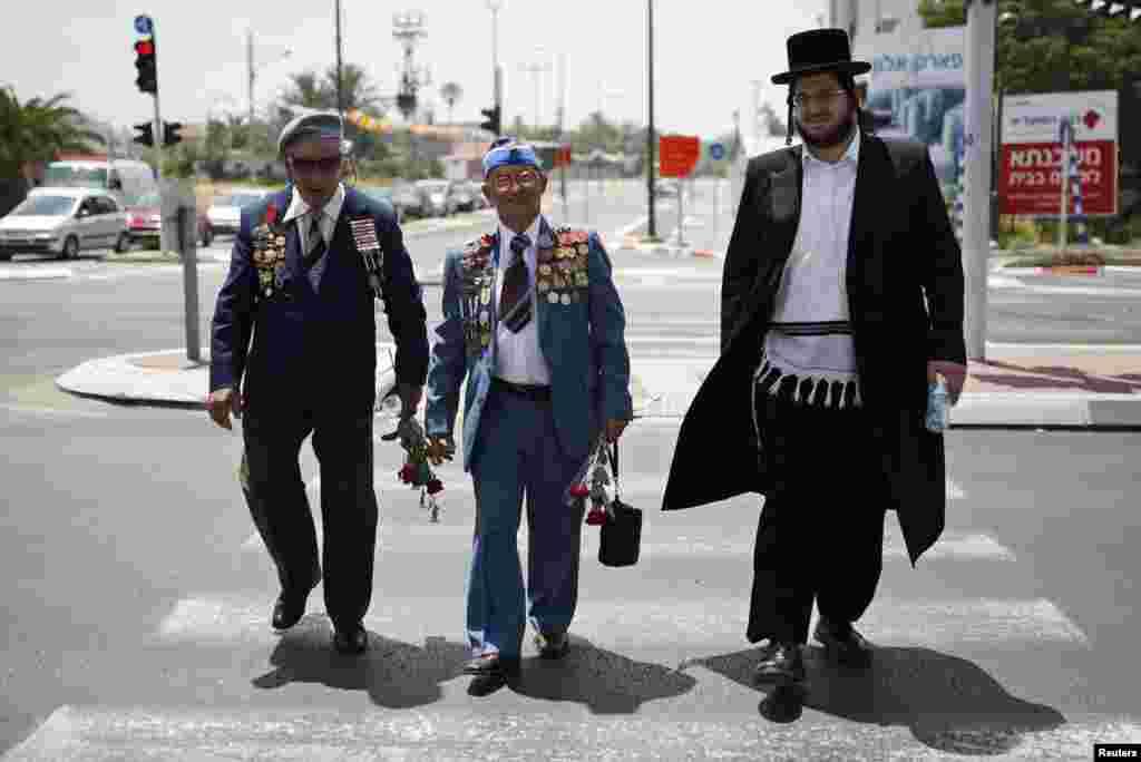 День Победы. Израиль