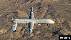 El drone MQ-1 Predator es utilizado por la fuerza aérea de EE.UU. en misiones de vigilancia e inteligencia.
