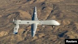Misiles disparados por un drone provocaron la muerte de un presunto militante talibán en el norte de Pakistán.