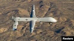 Sebuah pesawat nirawak (drone) Amerika (foto: ilustrasi).