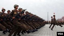 A partir del lunes 11 de marzo, Corea del Norte cancelará los acuerdos de paz con su vecino del Sur.