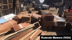 Mbale demolitions