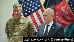 وزیر جیم متیس وویل د افغانستان د جنګ لپاره یې نوې تګلاره جوړه کړې