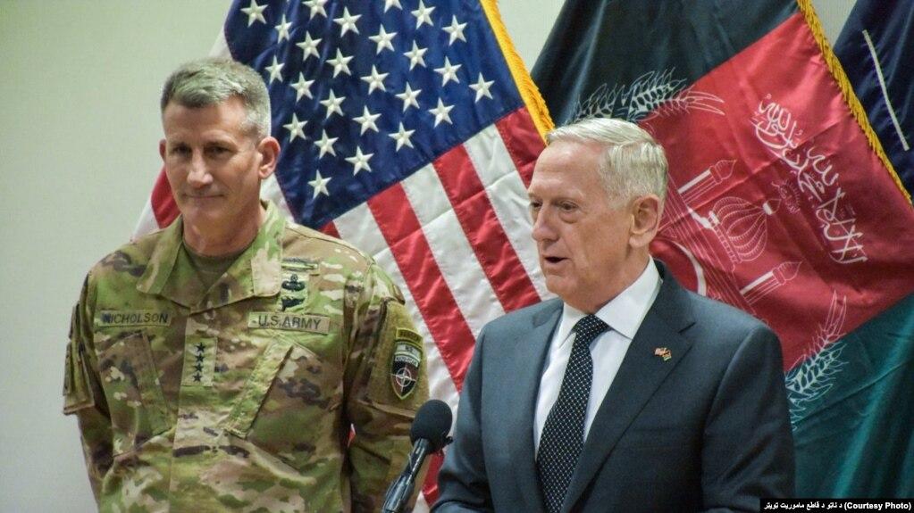 CША протистоятимуть Росії через її підтримку Талібану – глава Пентагону