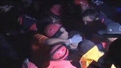 土耳其一少年获救地震死亡人数达570