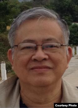 Giáo sư-Tiến sĩ Trần Tịnh Hiền.