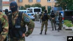 Russia Militants