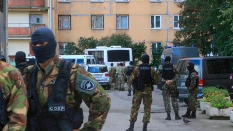 Совершено нападение на управление ФСБ в Хабаровске