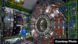 CERN particle accelerator