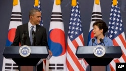 South Korea Obama Asia