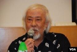 香港天主教正義和平委員會主席鍾炳霖