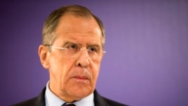 FILE - Russia's Foreign Minister Sergei Lavrov