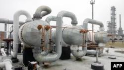 Gasna postrojenja u Ukrajini
