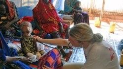تلاش پزشکان بدون مرز برای کمک به قحطی زدگان سومالی