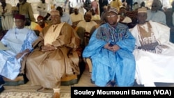 Shugabannin Kungiyoyin Musulmi A Taron Wa'azin Zaman Lafiya