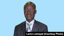 南苏丹总统基尔 (资料图片)