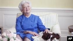 Барбара Буш (архивное фото)