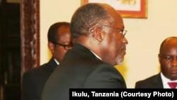 Le président tanzanien John Magufuli, 2 février 2017.