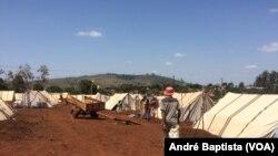 Campo de deslocados de Vanduzi, Manica