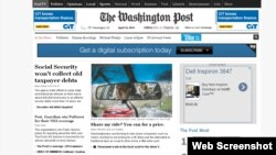 The Washington Post y The Guardian fueron premiados por su cobertura sobre del escándalo desatado por Edward Snowden.