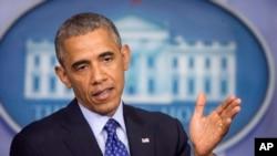 美国总统奥巴马。(资料照)