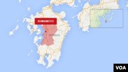日本九州熊本接连发生强烈地震,余震不断。