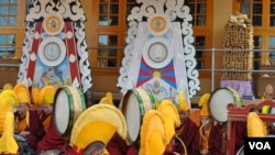 Dharamsala stood in solidarity with Tibetans in Tibet on Losar