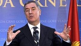 Mandatar za sastav nove vlade Crne Gore Milo Đukanović (arhivski snimak)