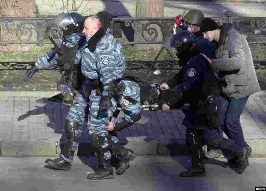 Киев. Не на жизнь, а на смерть