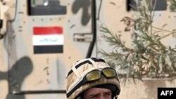 Binh sĩ Anh tại Basra, Iraq (hình năm 2009)