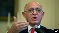 Argentinean Foreign Minister Hector Timerman, Feb. 6, 2013.