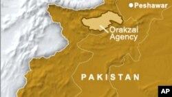 Daerah Orakzai di Pakistan.