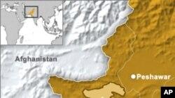 巴基斯坦與阿富汗邊境接壤的奧拉克賽地區(資料圖片)