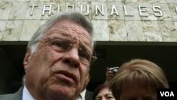 El tribunal lo absolvió sin embargo de las acusaciones por enriquecimiento ilícito.